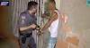 Polícia Militar de SP detém homem armado e descontrolado