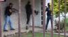 Avó de ladrão entra em desespero ao ver neto sendo preso
