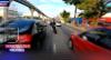 Motoqueiro faz manobras arriscadas durante perseguição em São Paulo
