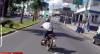 Motoqueiro dançarino perde compasso e acaba sendo pego pela Polícia