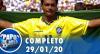 Papo de Bola (29/01/20) | Completo