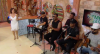 Grupo Vou Pro Sereno e cantor Arlindinho animam o Ritmo Brasil