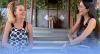 Debby Lagranha confessa admiração por Eliana no Sensacional
