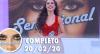 Sensacional com Dicesar (20/02/2020) | Completo