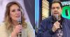 Lucimara Parisi relembra gravações com Faustão