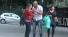 Teste mostra como pessoas reagem nas ruas a cena de agressão contra mulher