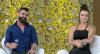Laura Keller revela o porquê de Miguel Falabella faltar em seu casamento