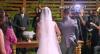 Casamento de Laura Keller e Jorge Souza foi proibido para crianças!