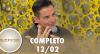 SuperPop com Leo Dias (12/02/20) | (Completo)