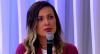 Andressa Urach se emociona ao falar do passado nesta segunda (6)