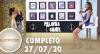 "Flavia Pavanelli participou do ""Palavra-Chave"" (27/07/20) | Completo"