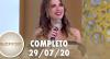 "SuperPop discute ""gordofobia"" (29/07/20) | Completo"