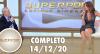 SuperPop: Previsões de Robério de Ogum (14/12/20) | Completo