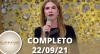 SuperPop: Sonho de Ser Mãe (22/09/21) Completo