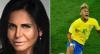 """Gretchen dá conselhos para Neymar lidar com memes: """"Curte esse momento"""""""