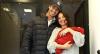 Isis Valverde deixa maternidade após dar à luz Rael