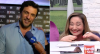 """""""Meu corpinho à sua disposição"""", dispara Rodrigo Lombardi para Sonia Abrão"""