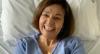 Claudia Rodrigues recebe alta após uso de medicação dos EUA