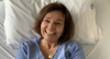 Cláudia Rodrigues permanece internada após sofrer traumatismo craniano