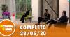 A Tarde é Sua (28/05/20) | Completo