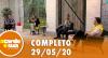 A Tarde é Sua (29/05/20) | Completo