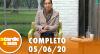 A Tarde é Sua (05/06/20) | Completo