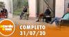 A Tarde é Sua (31/07/20) | Completo