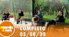 A Tarde é Sua (05/08/20) | Completo
