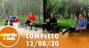 A Tarde é Sua (12/08/20) | Completo