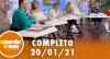 A Tarde é Sua (20/01/21) | Completo