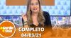 A Tarde é Sua (04/03/21) | Completo