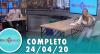 Tricotando (24/04/2020) | Completo
