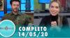 Tricotando (14/05/2020) | Completo