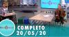Tricotando (20/05/2020) | Completo