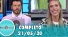 Tricotando (21/05/2020) | Completo