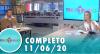 Tricotando (11/06/2020) | Completo