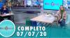 Tricotando (07/07/2020) | Completo