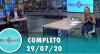 Tricotando (29/07/2020) | Completo