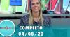 Tricotando (04/08/2020) | Completo