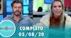 Tricotando (05/08/2020) | Completo