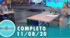Tricotando (11/08/2020) | Completo