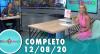 Tricotando (12/08/2020) | Completo