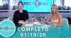 Tricotando (01/10/2020) | Completo