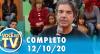 Você na TV (12/10/20) | Completo