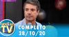Você na TV (28/10/20) | Completo