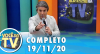 Você na TV (19/11/20) | Completo
