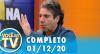 Você na TV (01/12/20) | Completo