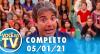 Você na TV (05/01/21) | Completo