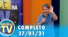 Você na TV (27/01/21) | Completo