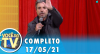 Você na TV (17/05/21) | Completo